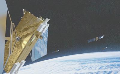 卫星互联网是什么?  以卫星为接入手段的互联网宽带服务模式
